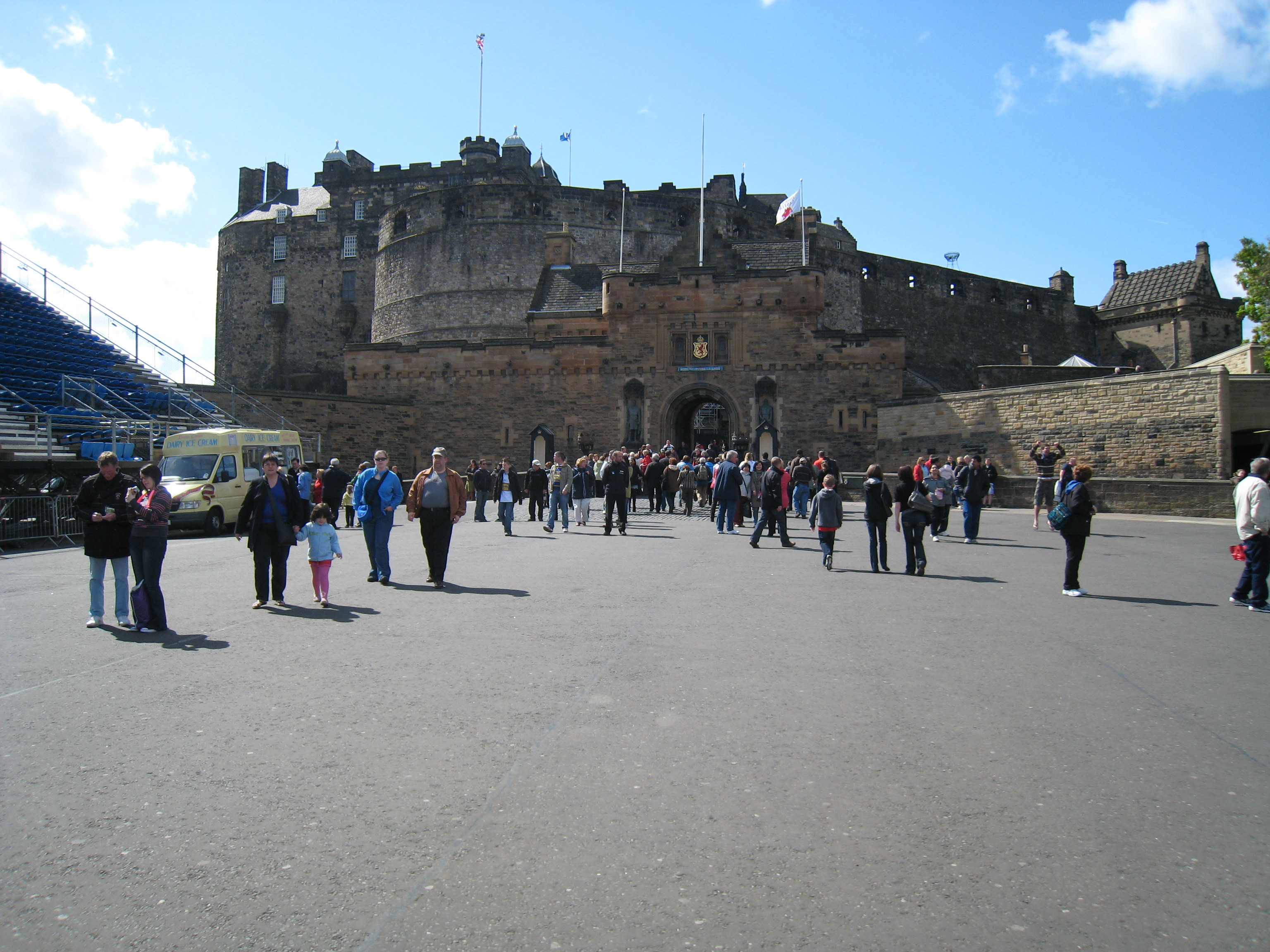 Edinbugh Castle
