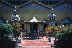 A Buddhist templ