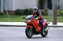 Me and my old Suzuki Katana