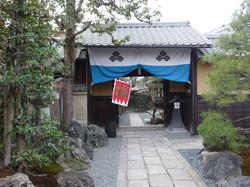 Shinsengumi spot in Kyoto