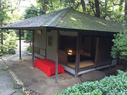 A Traditional Tea House
