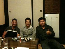 R. Yasukawa, T. Sato and me