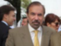 Jorge Perez lors de la ceremonie inaugurale du 1100 Millecento