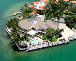 Maison de luxe a vendre a Miami