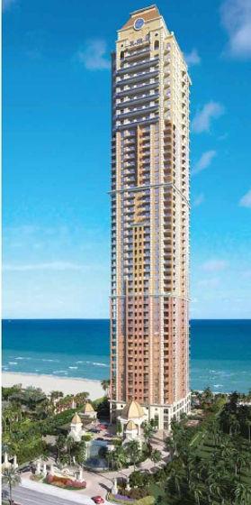 immobilier a miami, acheter a miami, Mansions at Acqualina. appartement maison condo a vendre sur plan a Sunny Isles au nord de Miami Beach. Reservez aujourd'hui au prix pre-construction