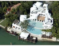 Villa de luxe en bord de baie