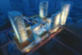 immobilier a miami, acheter a miami, Brickell CitiCenter rendering