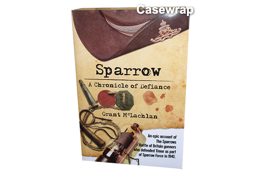 Click here to find a casewrap book