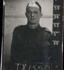 Lt. John Strickland TX1559 - 2/40 Infantry Battalion
