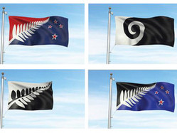 The flag process is not New Zealand Idol
