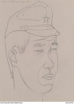 The face of Japan POW No. 3