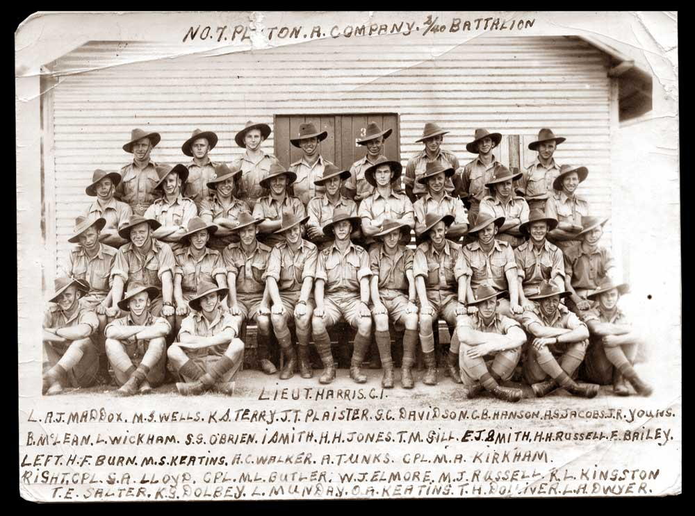 7 Platoon, A Company, 2nd 40th Bn.