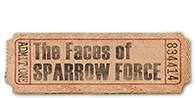 Click here to view The Faces of Sparrow Force exhibition.