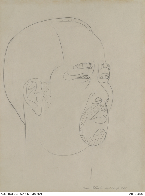 The face of Japan POW No. 8