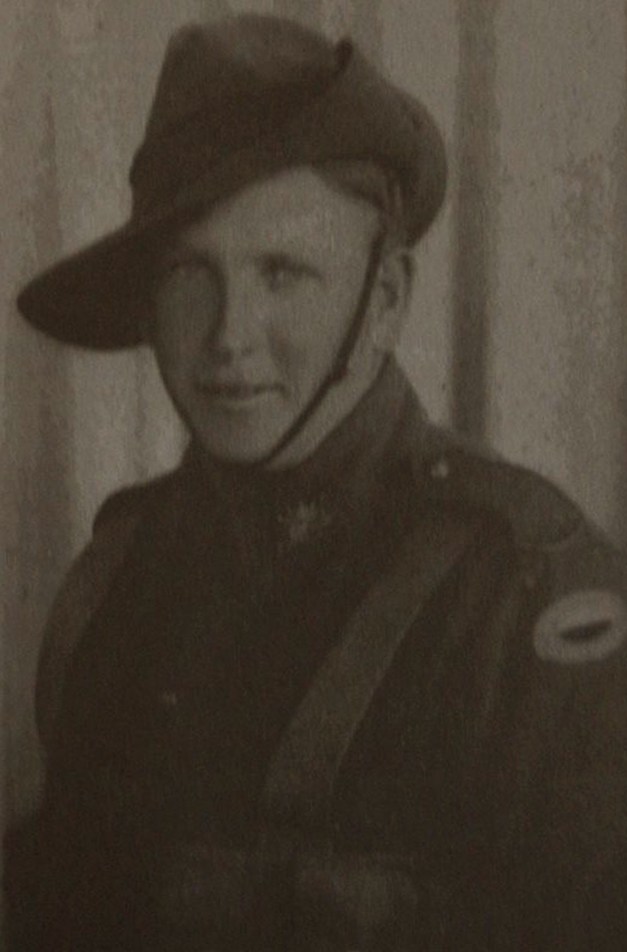 Pte. Eagling, Cyril Herbert TX3637