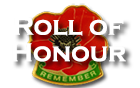 Click here to view the Sparrow Force Roll of Honour