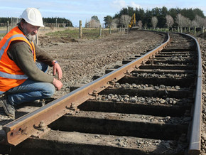 We should use our rail network as roads