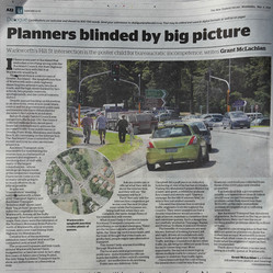 Planners blinded by big picture