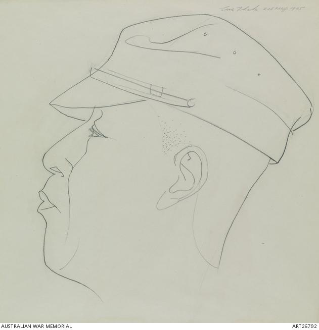 Lieutenant General Kunitaro Yamada