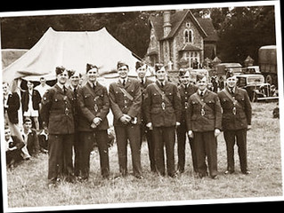 Sgt. Bill Rose - Royal Air Force Volunteer Reserve