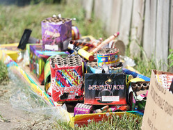Ban of fireworks misdirected