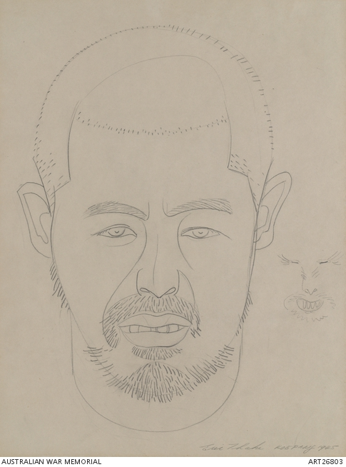 The face of Japan POW No. 11