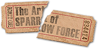 Click here to view The Art of Sparrow Force exhibition.
