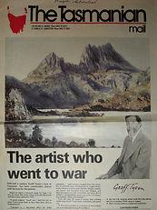 The Tasmanian Mail, Tuesday 28 February, 1964.