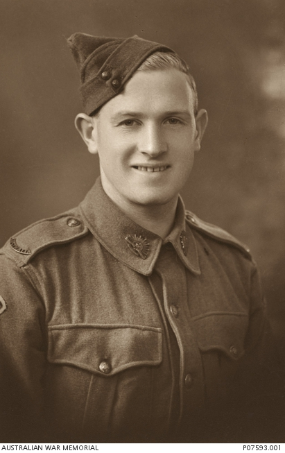 TX2831 L.Cpl Hedley Alfred Tomkinson