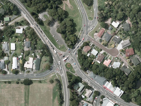 Little town wants a big roundabout