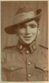 Pte. EDWIN BROWNSCOMBE NX6568