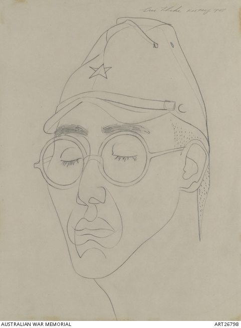 The face of Japan POW No. 6
