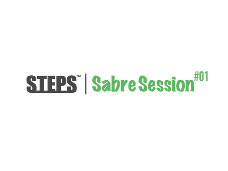 STEPS Sabre Session#01 申込受付開始
