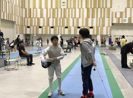 """イベントレポート """"第2回ぬまづ小学生フェンシング大会"""""""