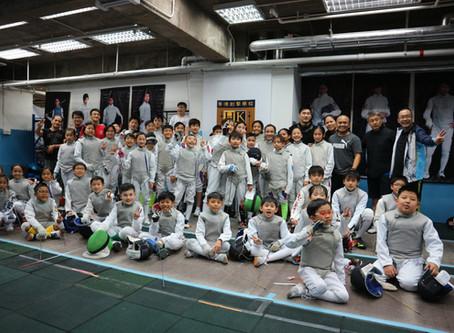 フェンシング香港国際キャンプ・中国国際オープン出場プログラム