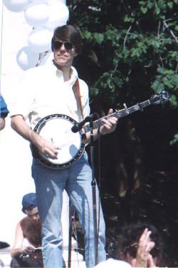 lefty banjo
