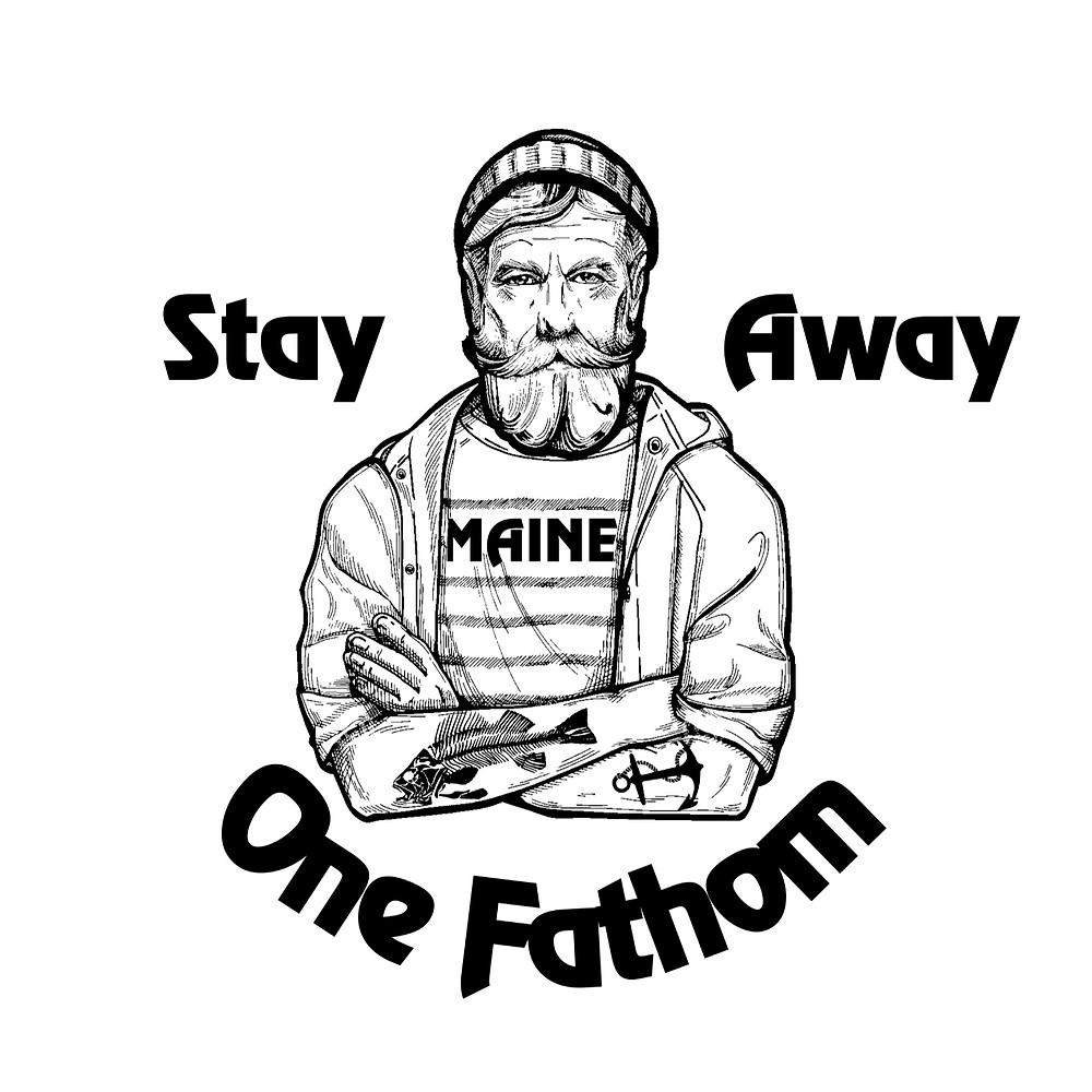 T-shirts available. Visit SHOP on mainecoastfishermen.org