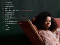 Ella Mai 'Whatchamacallit' ft. Chris Brown
