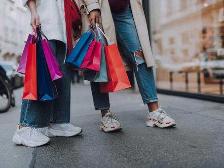 Rua 25 de março um ótima opção de compras em São Paulo