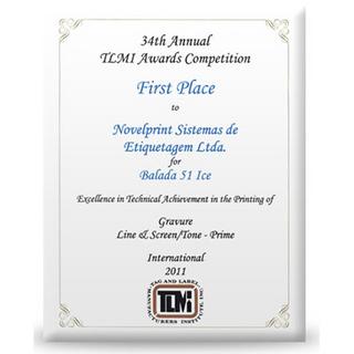 Prêmio TLMi Awards Copetition 2011