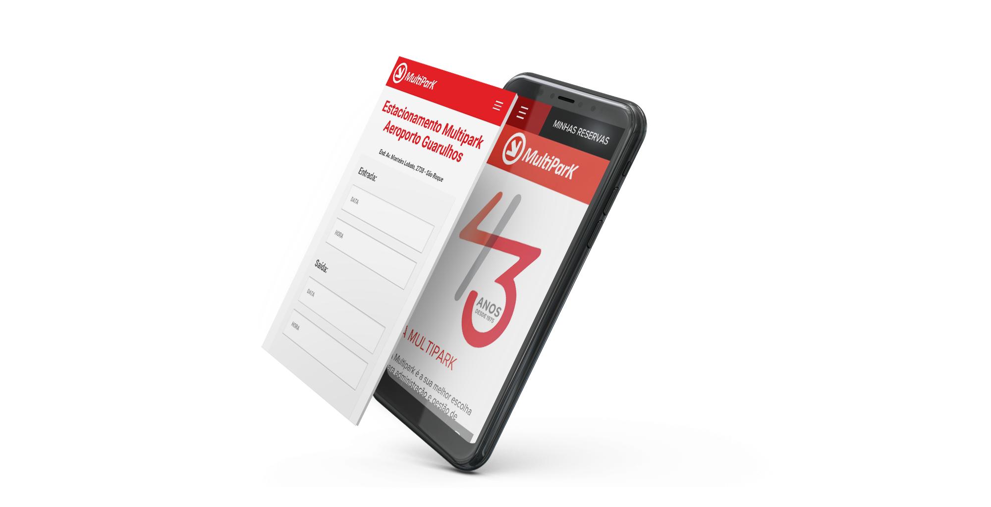 Sistema de reservas online para estacionamentos | MultiPark Estacionamentos