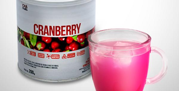Solúvel de Cramberry - Zero Açúcar - 200g
