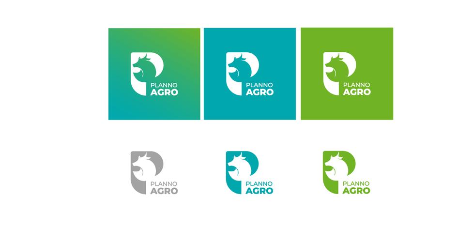 criação de logomarca para empresa de agro negócio