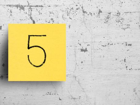 Ser meu próprio chefe: 5 dicas para abrir seu próprio negócio.