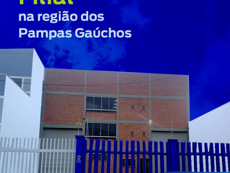 Filial na região dos  Pampas Gaúchos.