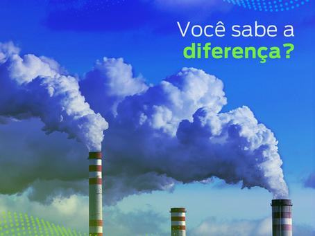 Contaminação X Poluição: Qual a diferença?