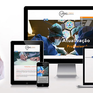 site lrmg auditoria médica