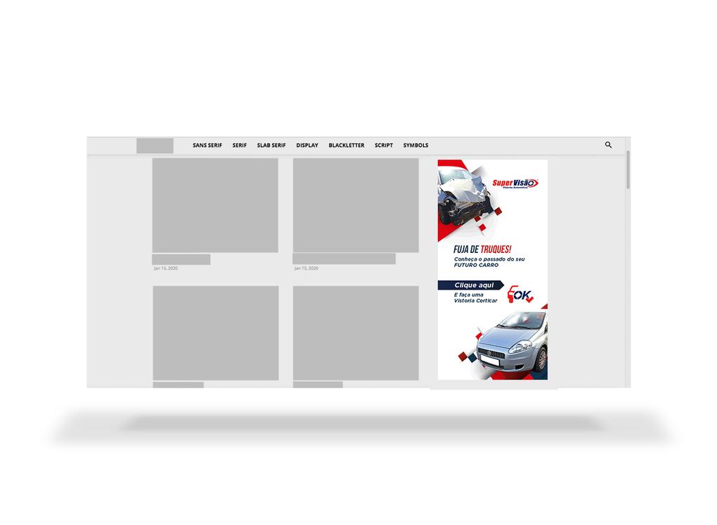 Criação de banner digital para rede de franquias