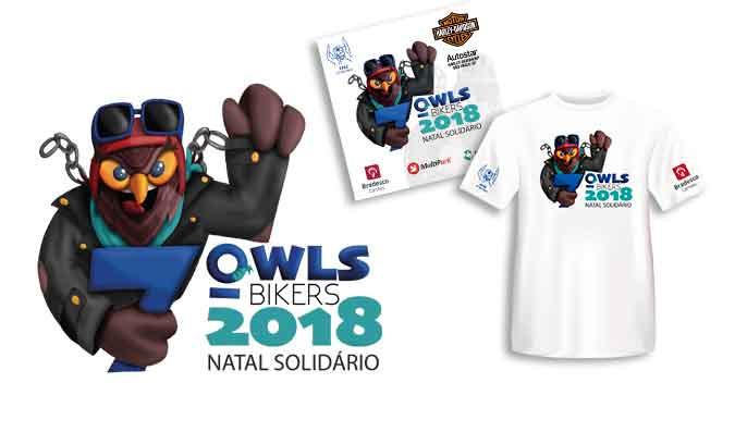 Mascote da campanha Natal Solidário   Apae de São Pau