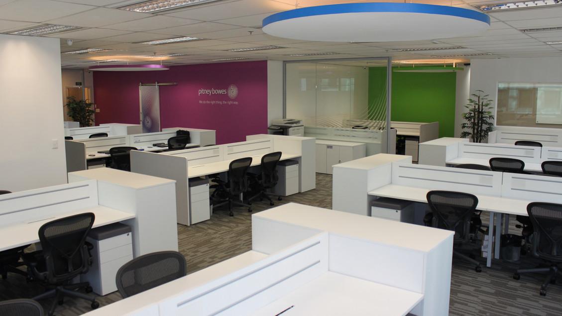 Criação de layout de escritórios
